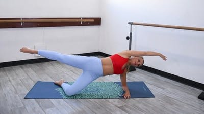 Pilates Slow Burn by Pilates Barre On Demand