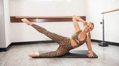 Inner and Outer Thigh Super Slim by Pilates Barre On Demand