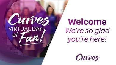 VDOF: WELCOME TO CURVES VIRTUAL DAY OF FUN by MyCurves On Demand