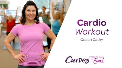 VDOF: CARDIO WORKOUT by MyCurves On Demand