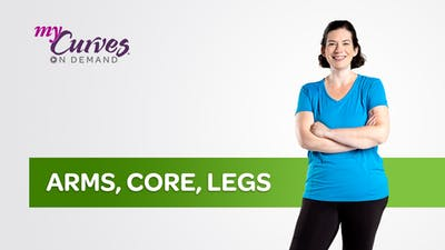 ARMS, CORE, LEGS by MyCurves On Demand