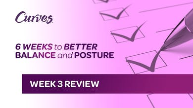BALANCE: WEEK 3 REVIEW by MyCurvesOnDemand