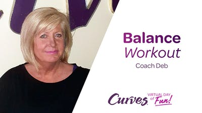 VDOF: BALANCE WORKOUT by MyCurves On Demand