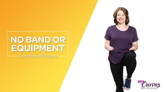 No Band or Equipment Needed by MyCurves On Demand