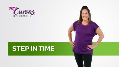 STEP IN TIME by MyCurves On Demand