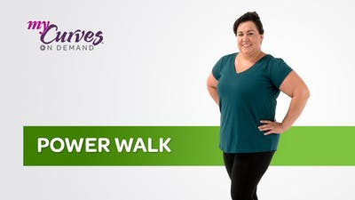 POWER WALK by MyCurves On Demand