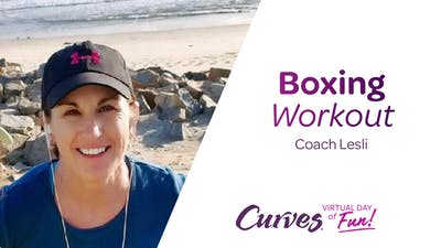 VDOF: BOXING WORKOUT by MyCurves On Demand