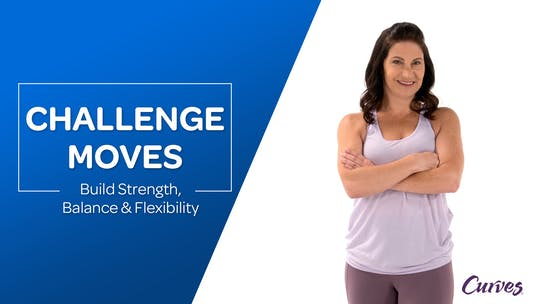 Challenge Moves by MyCurves On Demand