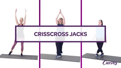 CHALLENGE: CRISSCROSS JACKS by MyCurves On Demand