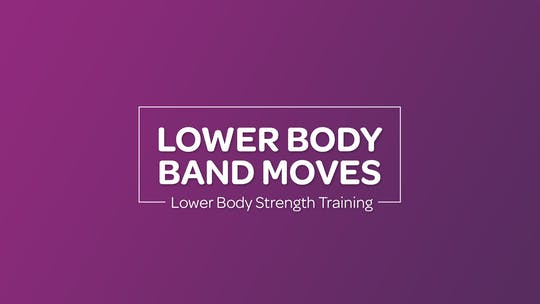 Get access to LOWER BODY STRENGTH TRAINING by MyCurvesOnDemand