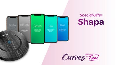VDOF PRODUCTS: SHAPA by MyCurves On Demand
