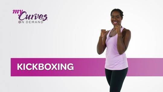 Get access to KICKBOXING by MyCurvesOnDemand