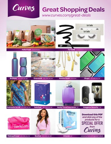 VDOF PRODUCTS: GREAT DEALS DIGITAL CATALOG by MyCurves On Demand