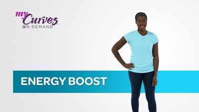 ENERGY BOOST by MyCurves On Demand