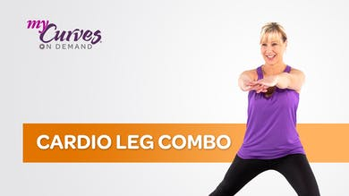 CARDIO LEG COMBO by MyCurves On Demand