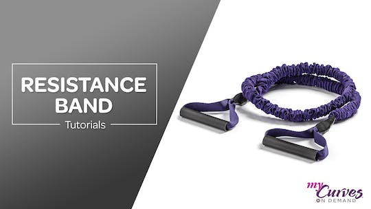 Resistance Band by MyCurves On Demand
