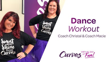 VDOF: DANCE WORKOUT by MyCurves On Demand