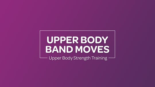 Get access to UPPER BODY STRENGTH TRAINING by MyCurvesOnDemand