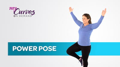 POWER POSE by MyCurves On Demand