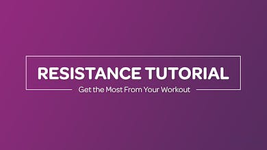 RESISTANCE TUTORIAL by MyCurves On Demand