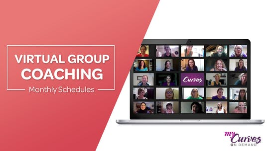 Virtual Group Coaching by MyCurves On Demand