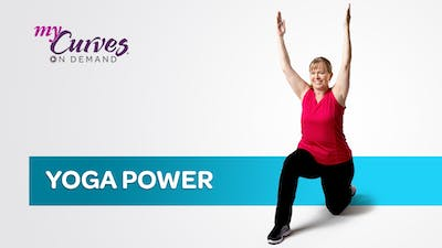 YOGA POWER by MyCurves On Demand
