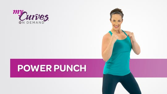 Get access to POWER PUNCH by MyCurvesOnDemand