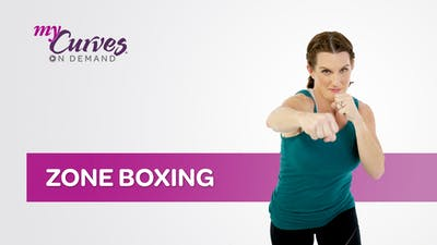 ZONE BOXING by MyCurves On Demand