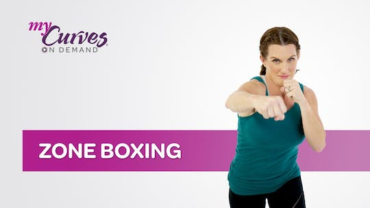 Get access to ZONE BOXING by MyCurvesOnDemand