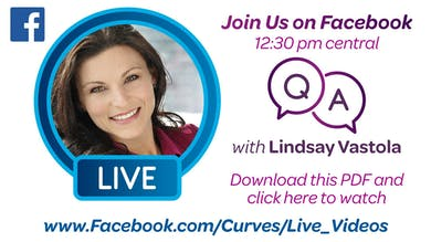 VDOF: FACEBOOK LIVE WITH LINDSAY VASTOLA - Download and Click to View by MyCurves On Demand