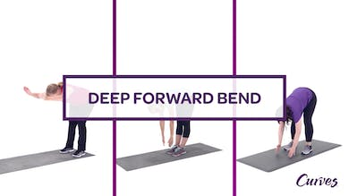 CHALLENGE: DEEP FORWARD BEND by MyCurves On Demand