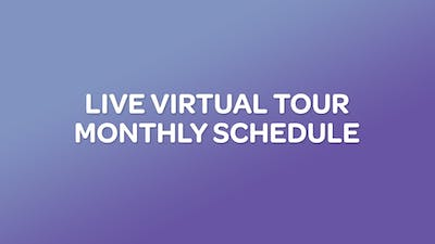 VIRTUAL TOUR SCHEDULE [JANUARY 2021] by MyCurves On Demand