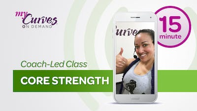 EXPRESS: CORE STRENGTH [COACH-LED] by MyCurves On Demand
