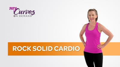 ROCK SOLID CARDIO by MyCurves On Demand