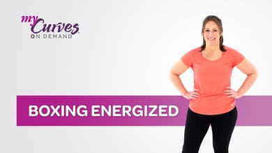 BOXING ENERGIZED by MyCurves On Demand