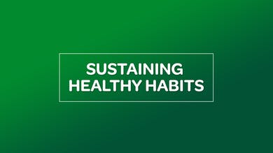 NUTRITION: SUSTAINING HEALTHY HABITS by MyCurves On Demand