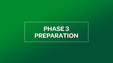 NUTRITION: PHASE 3 PREPARATION by MyCurves On Demand
