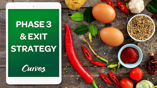Phase 3 & Exit Strategy by MyCurves On Demand