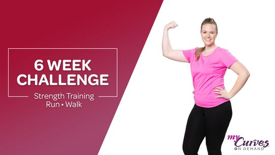 6-Week Challenge by MyCurves On Demand