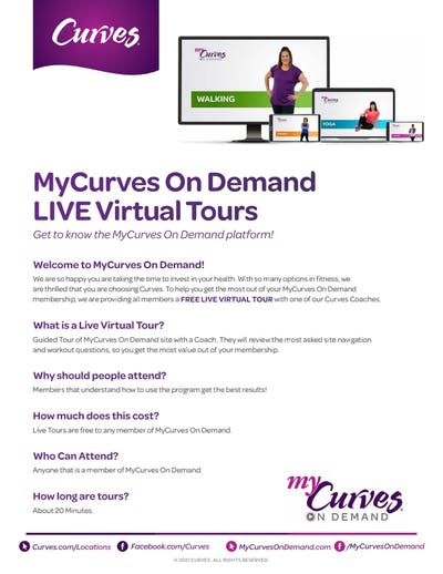VIRTUAL TOUR by MyCurves On Demand