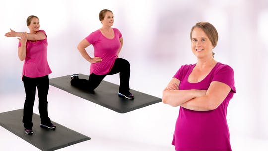 Stretching & Stress Management - Online Purchase by MyCurves On Demand