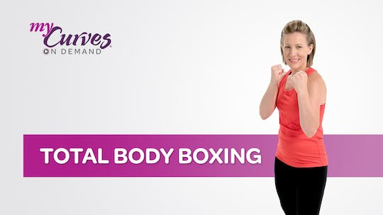 Get access to TOTAL BODY BOXING by MyCurvesOnDemand