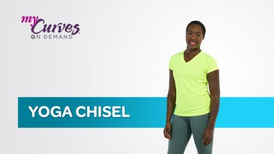 YOGA CHISEL by MyCurves On Demand