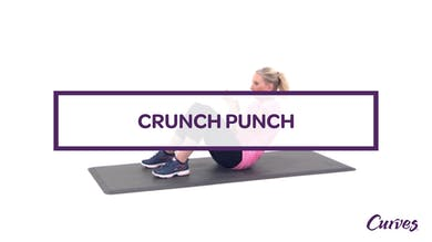 CHALLENGE: CRUNCH PUNCH by MyCurves On Demand