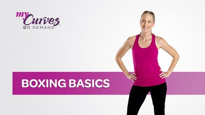 BOXING BASICS by MyCurves On Demand