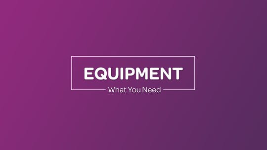 EQUIPMENT by MyCurvesOnDemand