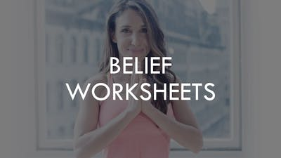 [WORKSHEETS] Shrink Session Belief by The Movement