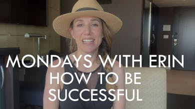 [MONDAYS WITH ERIN] How to Be Successful - 8/12/19 by The Movement