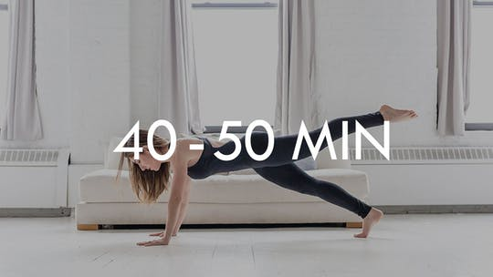 40-50 MIN by The Movement