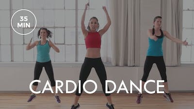 [ENERGY] Cardio Dance (35 min) by The Movement